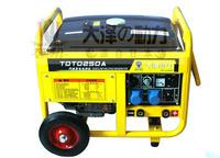 250A汽油發電電焊一體機廠家