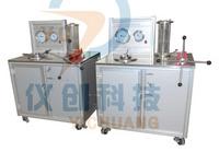 岩心﹙油、水﹚抽空 加压饱和实验装置
