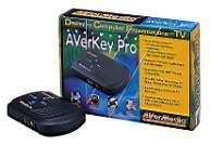 圆刚AVer Key 100 Pro电脑到电视转换器