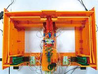工业流水线机器人