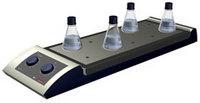 10通道标准型磁力搅拌器-加热