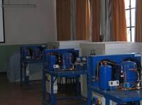 冷库(制冷系统)训练设备