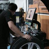 轮胎动平衡机MT850