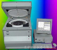 TGA2000A型煤炭自動工業分析儀