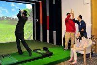 GOLFZON NS型室内模拟高尔夫