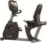 770R 臥式健身車/帶E3嵌入式電視 770R Recumbent Cycle W/E3 View Embedded Personal Entertainment Monitor
