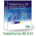 TableCurve 2D曲線套配軟件