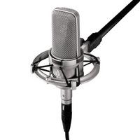 铁三角Audio Technica AT4047SV 单指向电容话筒 录音专用电容式
