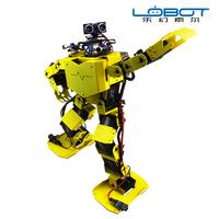 DICE-17自由度机器人二次开发套件介绍