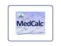 MedCalc | 醫學統計軟件