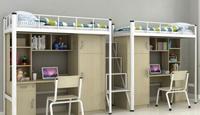 菏泽公寓钢制高低床全面升级快来围观 凯威特宿舍家具