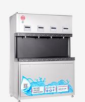 爱华柜式刷卡温开水机