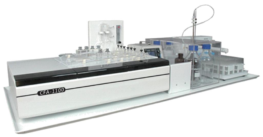 CFA-1100型连续流动分析仪