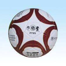 【南华利生LeeSheng】无缝贴仿PU国家发明专利高耐磨席纹比赛级用球4号足球f725