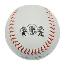 南华利生【LeeSheng】手缝织柔垒棒球软木芯+PU中小学生比赛训练教学使用8/9寸棒球