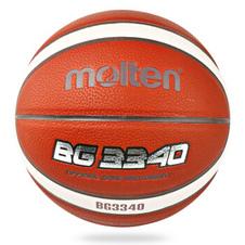 【摩腾MOLTEN】  B7G3340 molten摩腾篮球7号成人比赛训练室内外通用耐磨软皮篮球3340