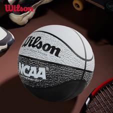 威尔胜(Wilson)篮球WTB1565IB07CN (7号)WTB1565XB05(5号)室外蓝球橡胶NCAA用球
