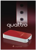 4通道無線便攜式表面肌電記錄系統
