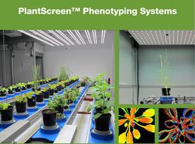 PlantScreen高通量植物表型成像分析平台