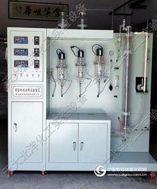 计算机控制流动反应器返混性能测定实验装置
