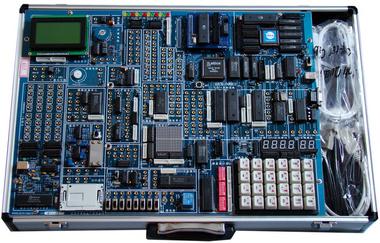 单片机开发实验仪DICE598KⅡ超强型三合一
