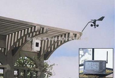 6332型无线风速风向监测站