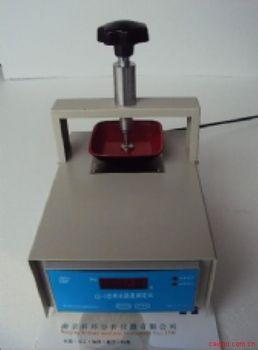 KQ-3型颗粒强度测定仪