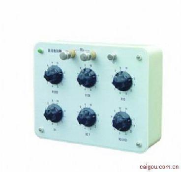 价格直流电阻箱L0045511