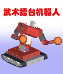 俊原武术擂台机器人