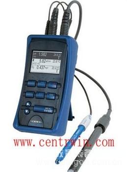 手提式多参数测试仪/便携式多功能水质分析仪 德国 型号:XLD-Multi-350i