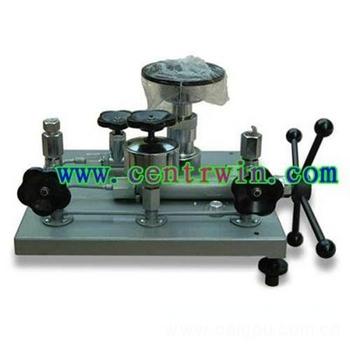 活塞式压力计(0.05级) 型号:SXFYS-60