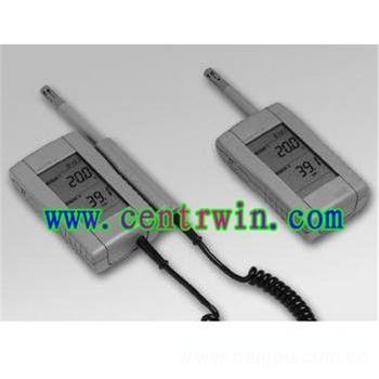 手持式温湿度仪/手持温湿度计(独立探头)特价 型号:BLD-HUMIPORT-20