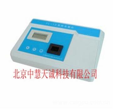 多参数水质分析仪(6参数) 型号:HJD/DZ-A