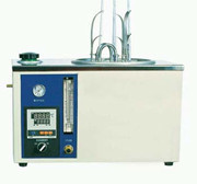 车用汽油和航空燃料实际胶质测定器(喷射蒸发法) 产品型号:JZ-8019