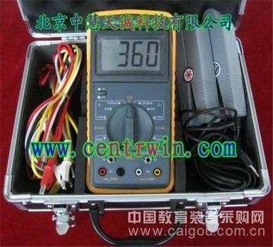 手持式双钳数字相位伏安表 型号:TSMD-8029