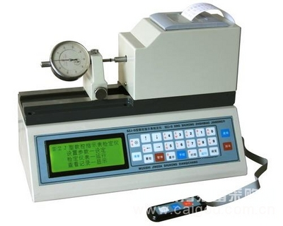 数控指示表检定仪/数显指示表检定仪