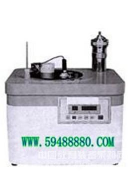 石油产品热值测定仪(手动) 型号:FCJH-3844