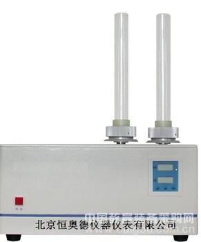粉体振实密度仪/振实密度计/可调速型粉体密度仪 型号:HAD302