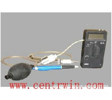便携式测氧仪 型号:XF-1