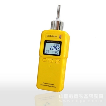 泵吸式氯气分析仪