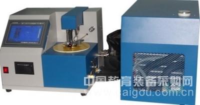 全自动低温闭口闪点测定仪 型号:HAD-1107B