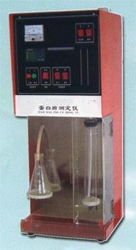 自动化蛋白质测定仪/定氮仪/凯氏定氮仪 型号:HA/KDN-05A