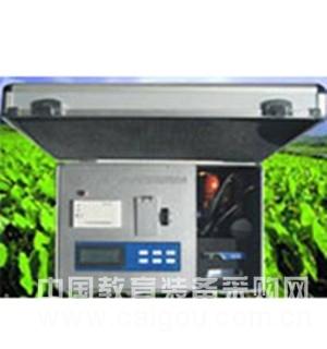 供应便携式土壤养分速测仪
