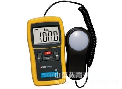 数字照度计/便携式数字照度计型号:SLG-1010A