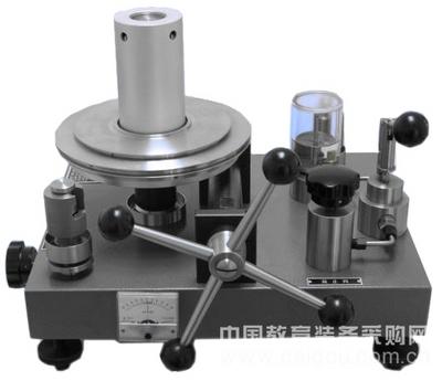 活塞式压力计/压力计  型号:XYS9-TY-6