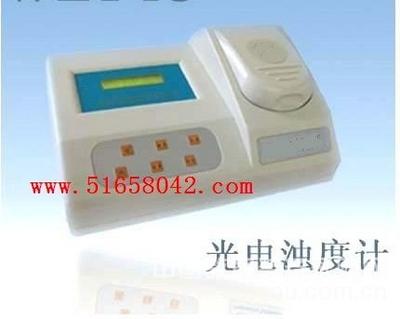 光电浊度仪/台式浊度计 型号:HAD-2000S