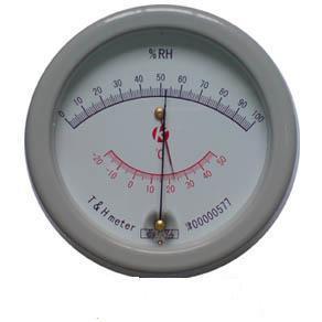 毛发温湿度表 温湿度表 型号:HAD-KTH-1