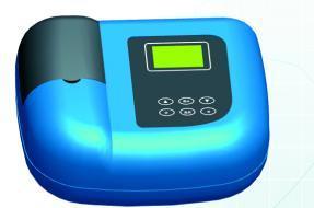 便携式可见分光光度计,分光光度计