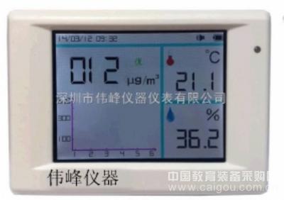 深圳热卖PM2.5实时检测仪PM100