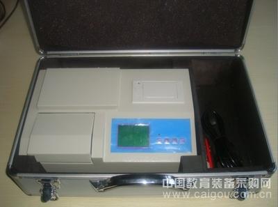 北京供应食品安全快速检测仪价格/带打印/带培养箱
